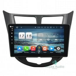 Штатна магнітола для Hyundai Accent 2011-2012