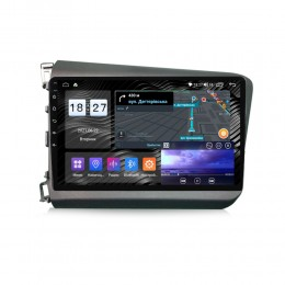 Штатна магнітола Abyss Audio QS-9160 для Honda CIVIC 2012-2015