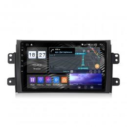 Штатна магнітола Abyss Audio QS-9257 для Suzuki SX4 2006-2012