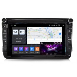 Штатна магнітола Abyss Audio MP-8102 для Volkswagen Passat, Golf, Jetta, Tiguan, Touran, Polo, Amarok, Caddy, T5, T6, Beatle, EOS